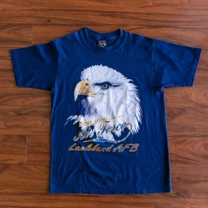 Vintage USAF Lackland AFB Air Force Tee